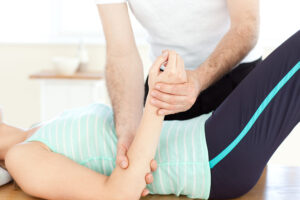 Arm and Wrist Pain Treated With Physical Therapy: Laura's Story